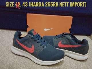 Sepatu olahraga Nike import quality New