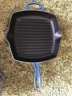 Le Creuset Cast Iron Skillet Grill