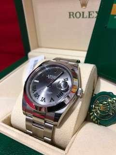 Rolex 126300/41mm