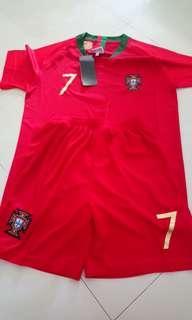 ee413dde400 soccer jersey set