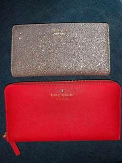 Kate Spade Wallet (Bundle Sale)
