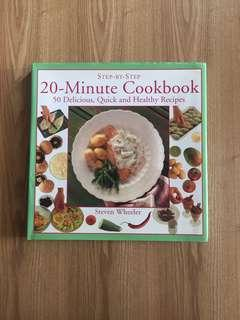 Cookbook 烹飪書 20-minutes cookbook