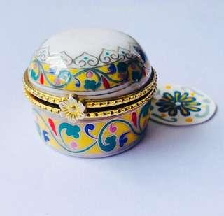 Ceramic Jewellery Box - Product of Austria 🇦🇹