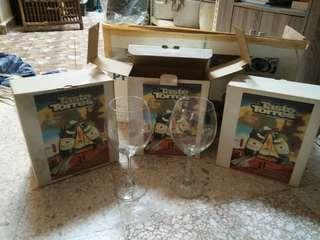TORRES Wine Glass