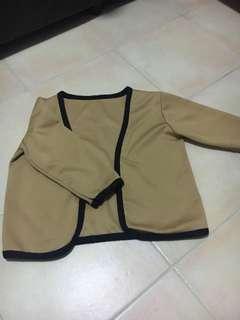 Small thin coat