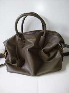 Charles & Keith Soft Bowling Bag