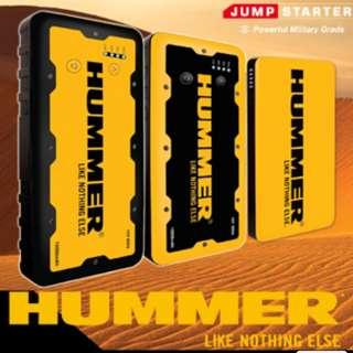 Hummer H1 H2 H3 car automobile military grade jump starter, powerbank