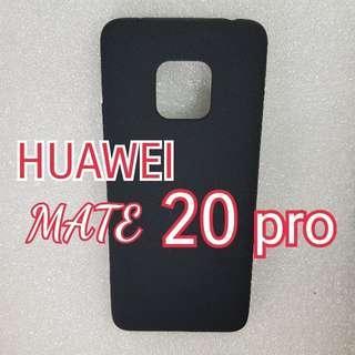 HUAWEI MATE 20 pro Soft TPU Matte Cover Case