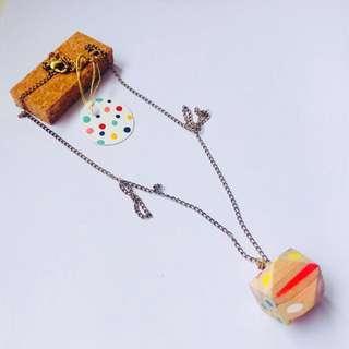 Unique Colour Pencils Necklace 🎨-Product of 🇹🇼