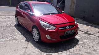 Hyundai Avega MT 2013