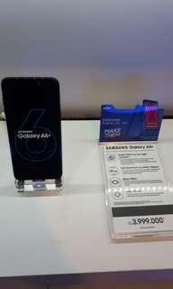 Samsung Galaxy A6+ Bisa Kredit Promo Akhir Tahun