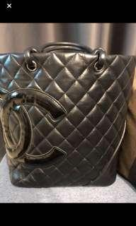Chanel camboon bag authentic