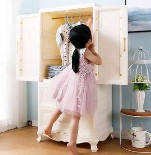 Euro Wardrobe / almari budak