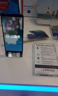 New Samsung Galaxy A9 128GB Kredit Promo Akhir Tahun