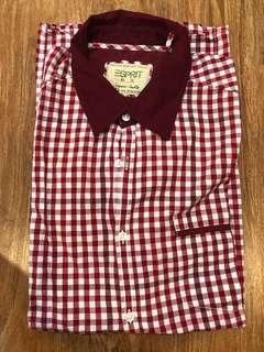 Esprit Red Polo
