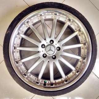 "VELG ring 20"", BELANG (ex Mercy)"