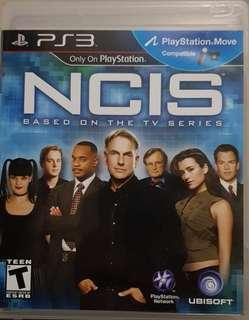 PS3 NCIS: Video Game