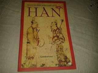 Buku Manusia dan Kebudayaan HAN