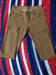Penshoppe brown jeans