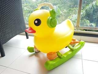 Ducky 2 in 1 walker