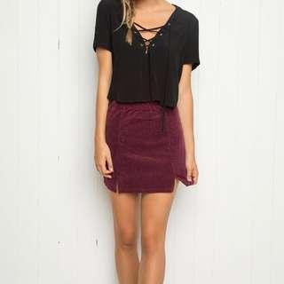 🚚 Brandy Melville meana skirt inspired