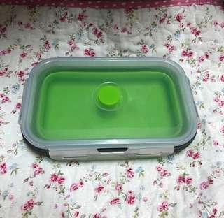 摺疊式食物盒