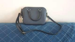 BN 🆕 NET Navy Blue Woman Sling and Carry Bag