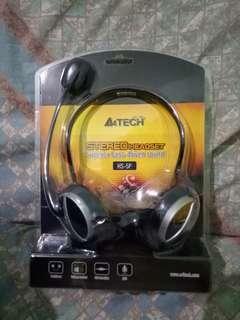 A4Tech HS-5P Studio headset