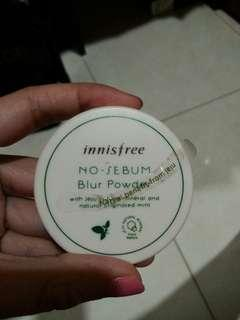 Preloved bedak innisfree