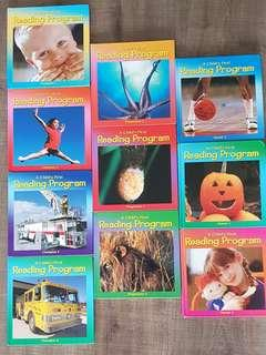 🚚 Child's First Reading Program