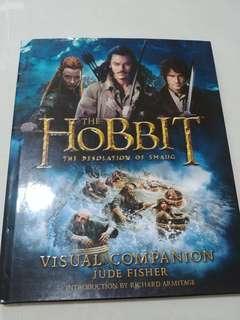 The Hobbit The Desolation of Smaug Visual Companion