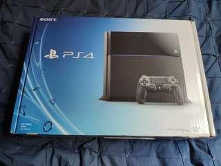 Playstation 4 ps4 500G
