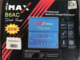 IMAX B6AC dual power charger 80w