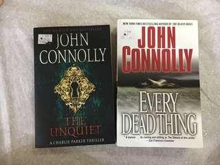 John Conolly Novels - The Unquiet + Every Dead Thing
