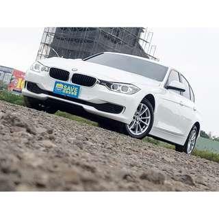 2015年 BMW 316I 雙渦輪增一手女用車 超少開 車庫出 腳踢尾門 H/K音響 記憶電動座椅 自備3500開回家