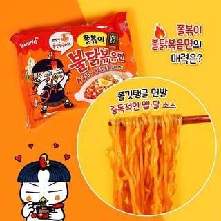 韓國直送 三養2018年12月 新款火雞拉麵 辣炒年糕款 即食麵