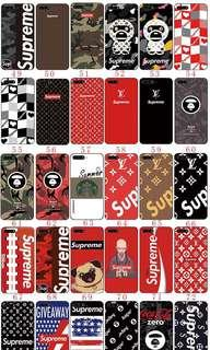 PREORDER - Supreme Iphone /Sam/OPPO Soft Case #1