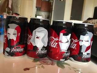 Coca Cola avengers