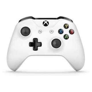 Xbox One Wireless Controller (WHITE) BNIB