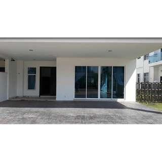 (Nego-Under mkt price) 2 storey Semi-D Perdana Lakeview East