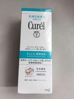 Curel 豐盈泡沫潔面乳