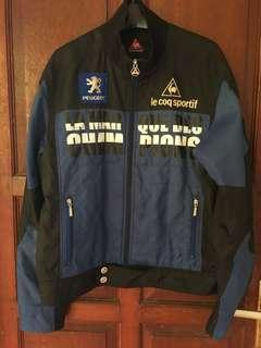 LeCoq Peugeot Racing Jacket