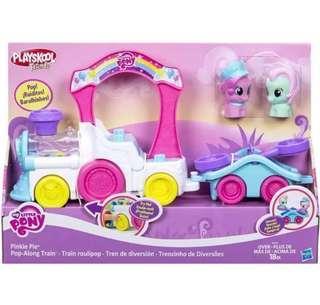 My Little Pony PlaySkool Friends Train