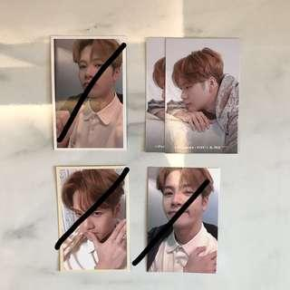 [WTS]Got7 Present You and Me Jackson Photocards