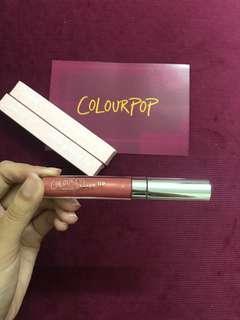 Colourpop Ultra Glossy Lip Champagne Mami READY STOCK