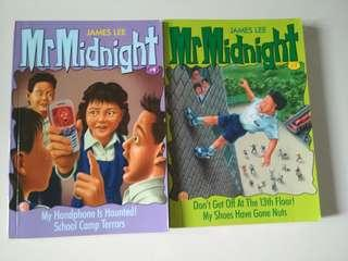 2@$5! Mr Midnight Bundle
