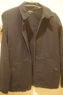 SF EXPRESS ONLY【APC】Navy Jacket