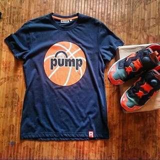 Reebok Classic The Pump Tshirt