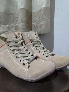Collete Boots Beige