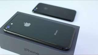 Iphone 8 64GB Grey New Bisa Anda Cicil Tanpa CC